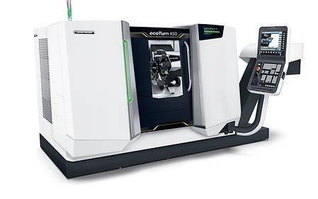 EMO ecoTurn 450 New Design