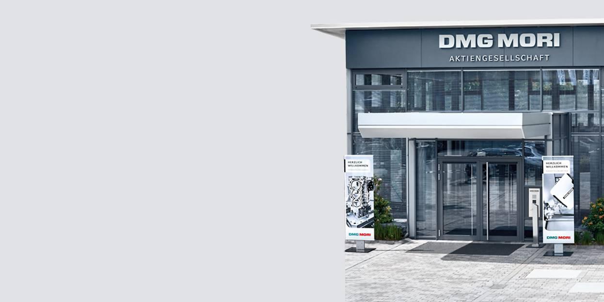 DMG MORI Aktiengesellschaft